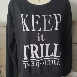 Wet Seal Sweatshirt